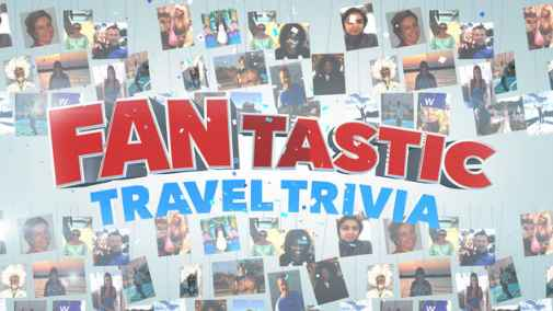Kelly and Ryan Live's FANtastic Travel Trivia