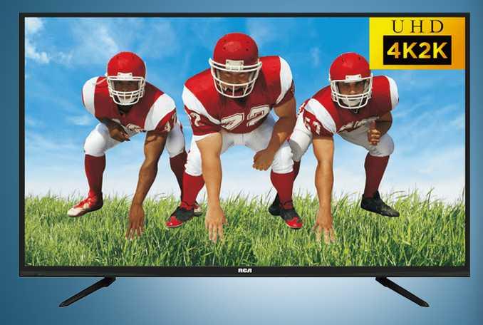 Win an RCA 4K HDTV