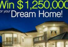 PCH Win Your Dream Home Sweepstakes 2019