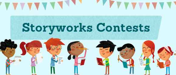 Scholastic Storyworks Student Writing Contest