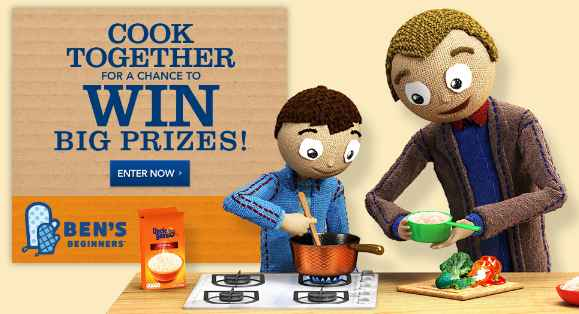 Uncle Ben's Beginners Contest