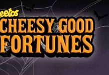 Cheetos Cheezy Good Fortunes Sweepstakes