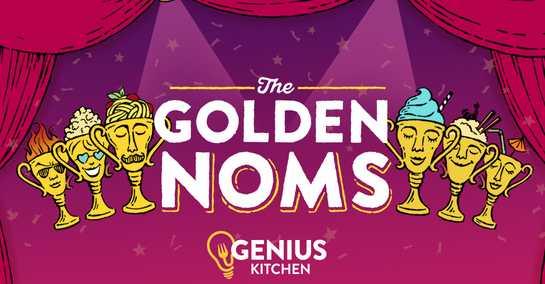 Genius Kitchen Golden Noms Voting Sweepstakes