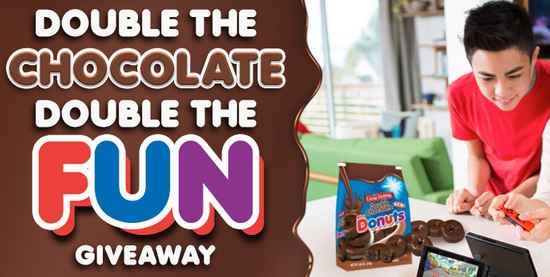 Little Debbie Double the Chocolate Double the Fun Giveaway