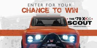 PowerNation 79 XOR Scout Sweepstakes
