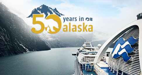 Princess Cruises 50 Years Sailing North To Alaska Sweepstakes