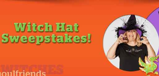 Quacker Factory Witch Hat Sweepstakes