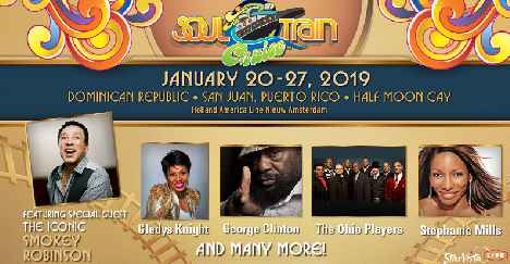 SiriusXM Soul Train Cruise Sweepstakes