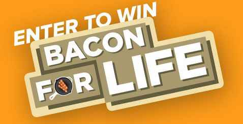 Smithfield Bacon for Life Sweepstakes