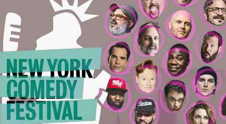 TBS New York Comedy Festival Flyaway Sweepstakes