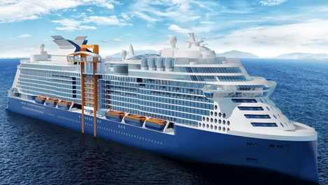 Celebrity Edge Sweepstakes