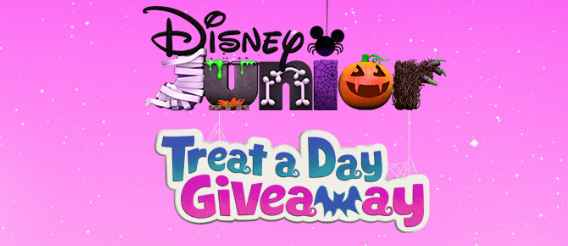 Disney Junior Treat a Day Giveaway