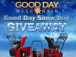 Fox 11 Good Day Snow Day Giveaway Contest 2020