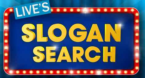 Kelly and Ryan Slogan Search Contest