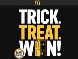 McDonald's Trick Treat Win Game