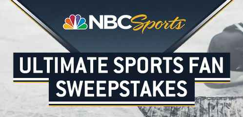 NBC Sports Ultimate Sports Fan Sweepstakes