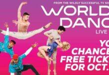 NBC World of Dance Tour Sweepstakes