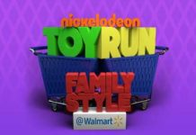 Nickelodeon Toy Run Sweepstakes