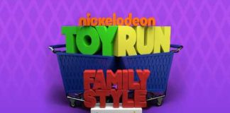 Nickelodeon Toy Run Sweepstakes