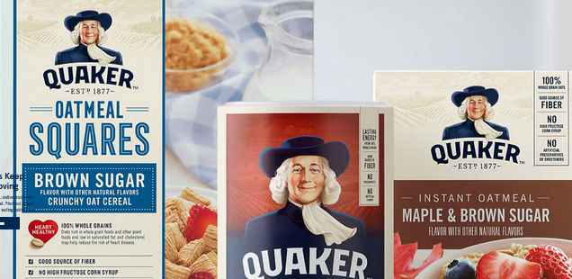 Quaker Oats Fiber Check Sweepstakes