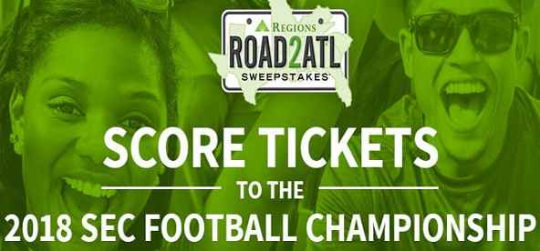 Road 2 ATL Sweepstakes