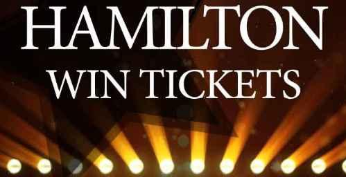 WRAL Morning News Hamilton Tickets Sweepstakes