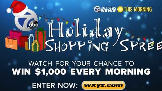WXYZ Thousand Dollar Giveaway