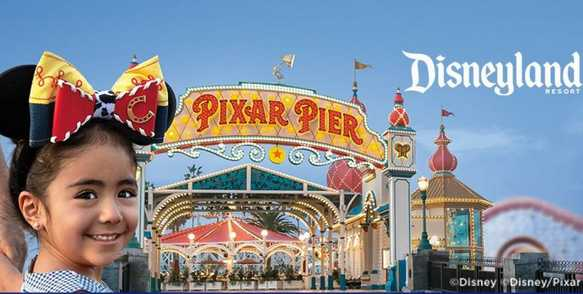 CBS Disneyland Contest