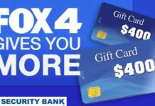 Fox 4 Gives You More Contest