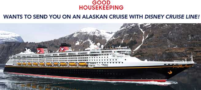 Good Housekeeping Alaskan Magic Sweepstakes