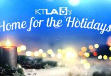 KTLA Home For The Holidays Giveaway Contest
