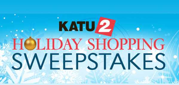 Katu Holiday Shopping Sweepstakes 2020 | Katu Word Of The Day Sweepstakes