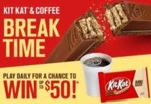Kit Kat Break Time Game