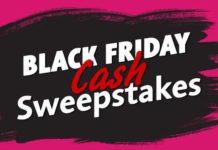 The View Black Friday Cash Sweepstakes