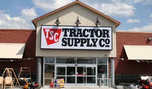 Tractor Supply Sweepstakes