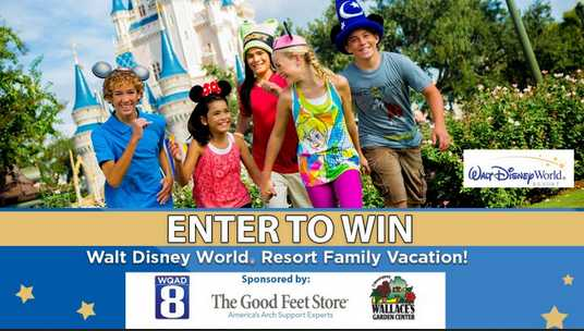 WQAD Disney World Contest