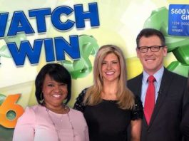 WTVR $600 Walmart Gift Card Giveaway Contest
