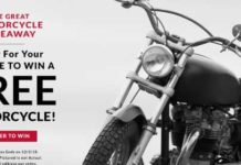 Wilsons Leather the Great Motorcycle Giveaway