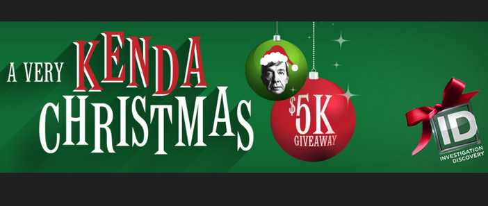 Investigation Discovery A Very Kenda Christmas Giveaway