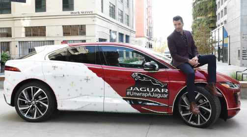 Jaguarusa.com Unwrap a Jaguar Sweepstakes