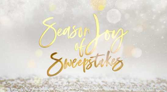 Light TV Season of Joy Sweepstakes