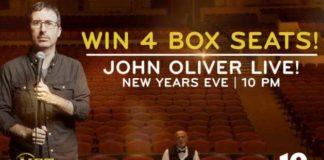 NBC Philadelphia John Oliver Contest Sweepstakes