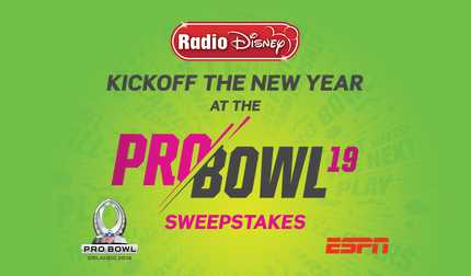 Kickoff The New Year NFL Pro Bowl Sweepstakes