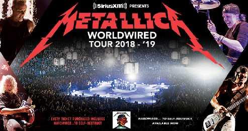 SiriusXM Metallica Contest