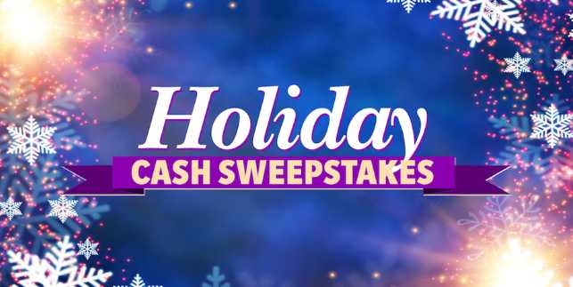 The View Holiday Cash Sweepstakes 2018 (abcnews com/theview)