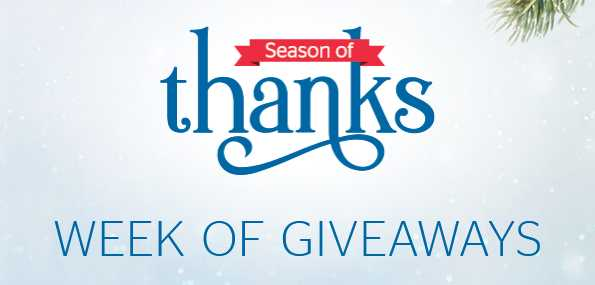 U.S Cellular Week of Giveaways Sweepstakes