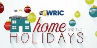 WRIC Home for the Holidays Sweepstakes