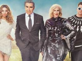 Pop TV Schitt Creek Up Close and Personal Sweepstakes Contest