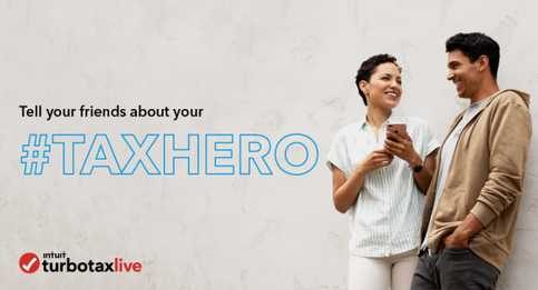 TurboTax Tax Hero Sweepstakes