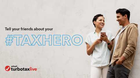 TurboTax Tax Hero Sweepstakes